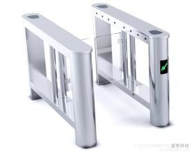 China CE Approved Y108 Full Height Flap Barrier Turnstile supplier