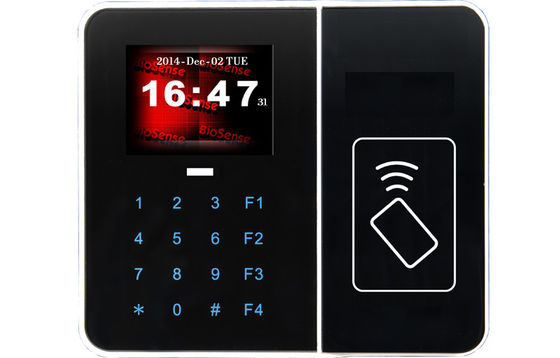 ROHS IP65 Biometric Access Control System With Touch Keypad