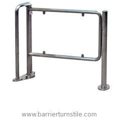 China Mechanical Tripod Turnstile Gate / Electric Waist Height Turnstile distributor